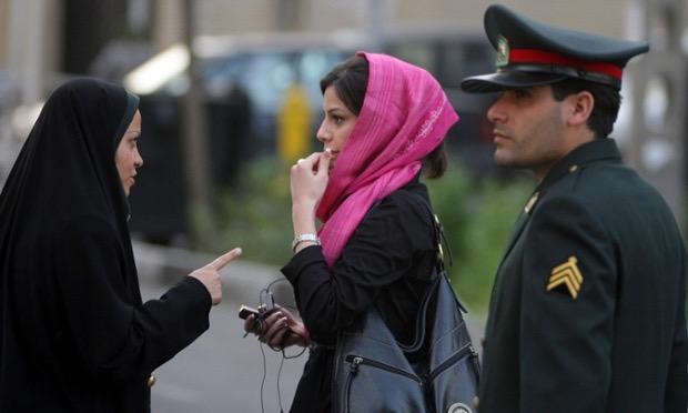 «۱۰ استان خط قرمز حجاب را رد کرده است»