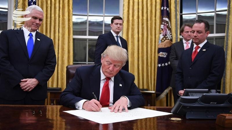 باز هم فرمان مهاجرتی ترامپ متوقف شد