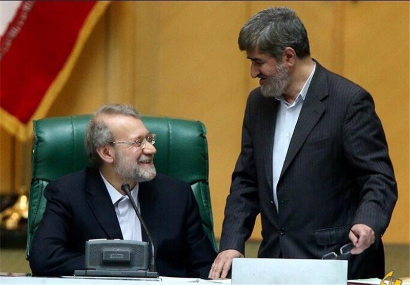 ابقای لاریجانی،مطهری و پزشکیان در هیات رئیسه