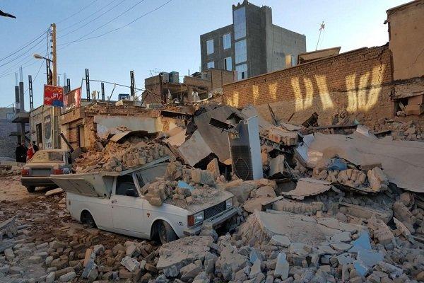 خسارتهای زلزله بودجه ۱۱ سال کرمانشاه است
