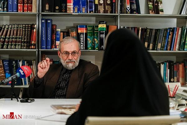 مخالفت جواد لاریجانی با فعالیت دفتر اتحادیه اروپا در تهران