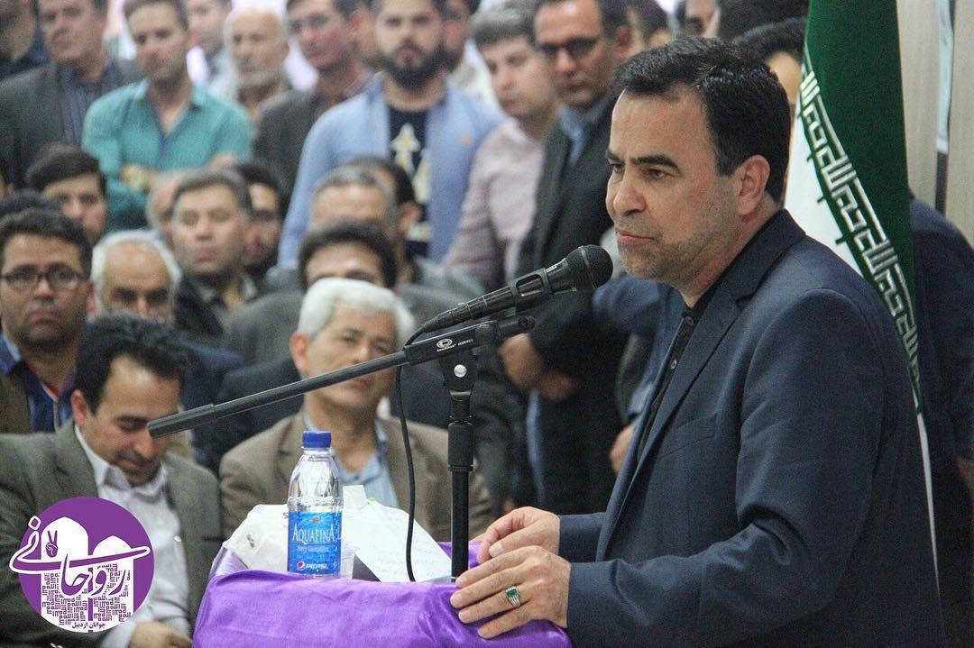 تشکیل پرونده برای نماینده سابق اردبیل پس از سخنرانی در مراسم روحانی